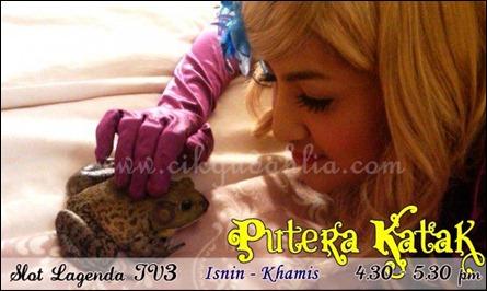 Putera Katak TV3