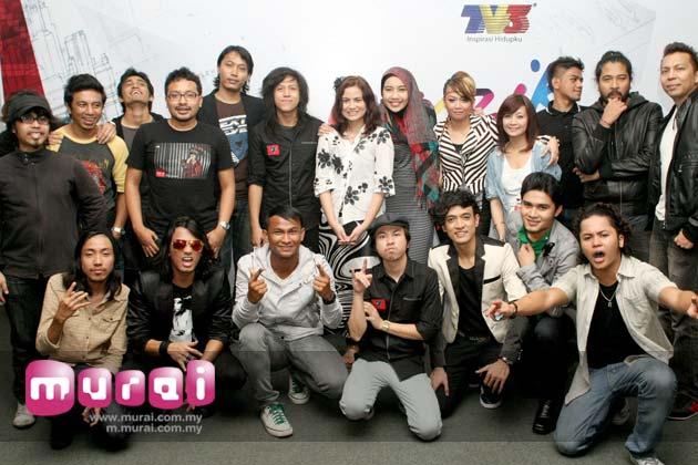 Finalis Anugerah Juara Lagu 25 Finalis Anugerah Juara Lagu 25