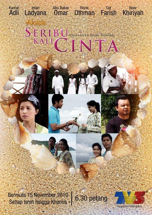 Seribu Kali Cinta – Slot Akasia TV3