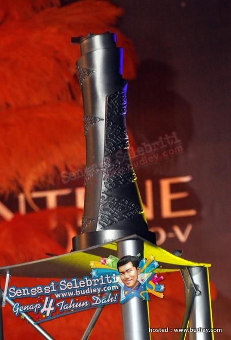 Piala trofi ASK2010 yang bakal menjadi rebutan.