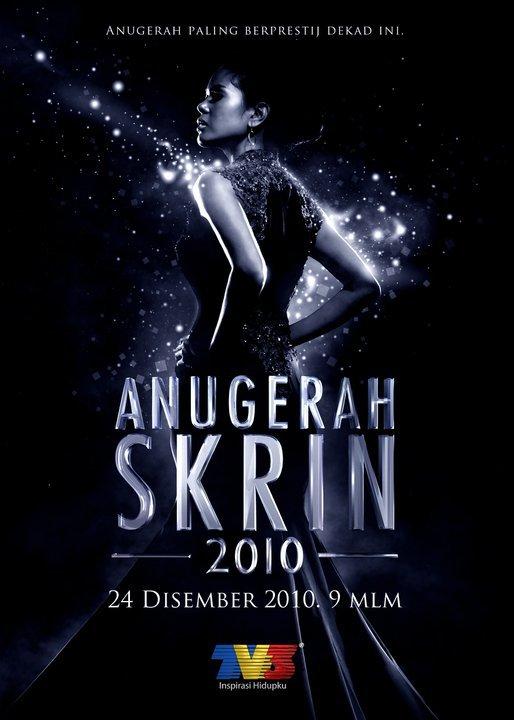 Anugerah Skrin 20101 Senarai Pemenang Anugerah Skrin 2010