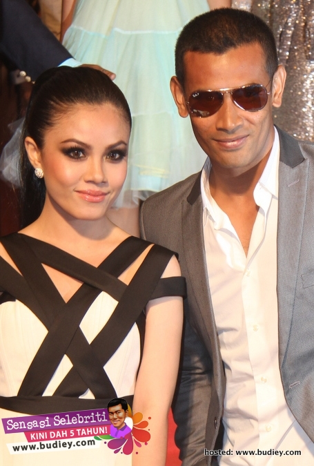 Tizz Zaqyah & Remy Ishak