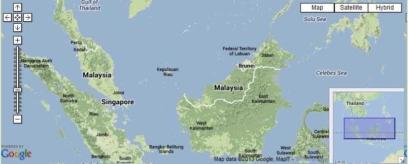 Jerebu Malaysia 2013