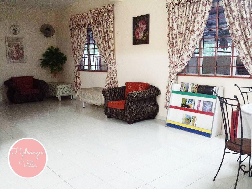 HYDRANGEA VILLA Homestay Penang 9