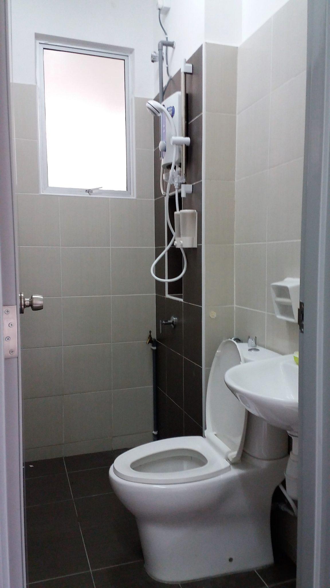 Homestay Tawakkal Nusa Bayu - Toilet 2