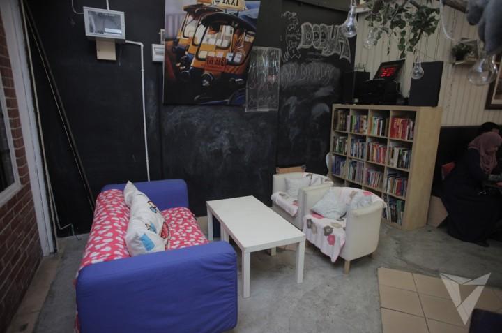 My Story Cafe Restoran Sedap di Shah Alam