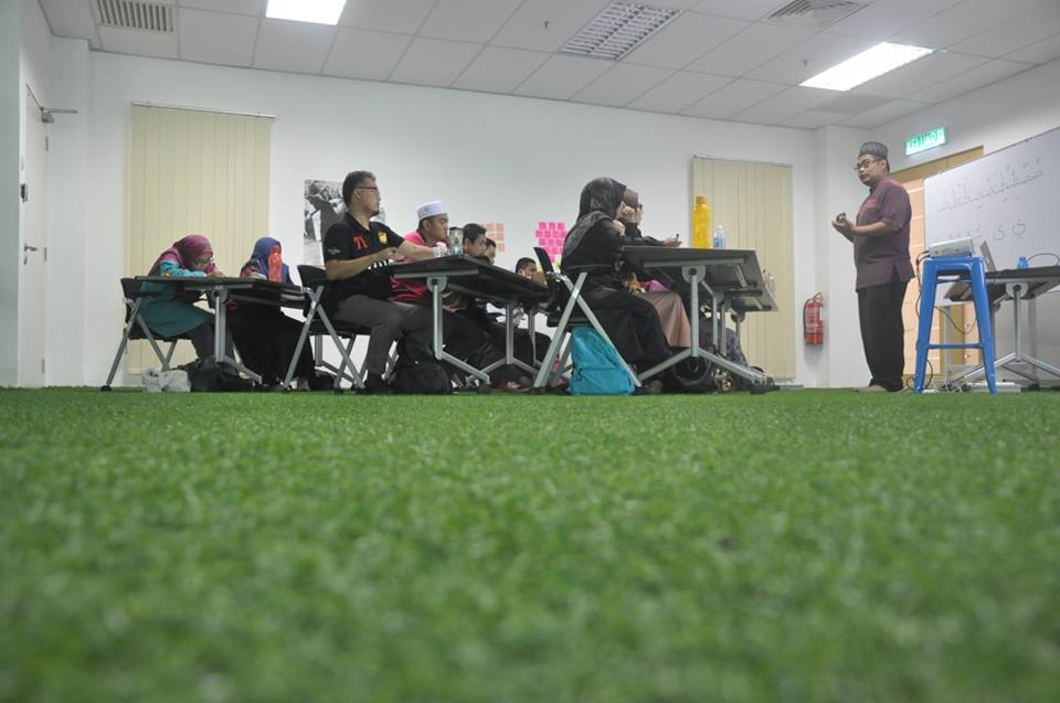 Belajar Mengaji AlQuran Dewasa