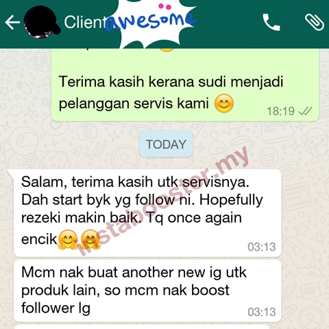 tambah followers instagram malaysia
