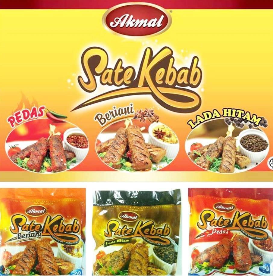 Sate Kebab Akmal Satay Paling Sedap Malaysia