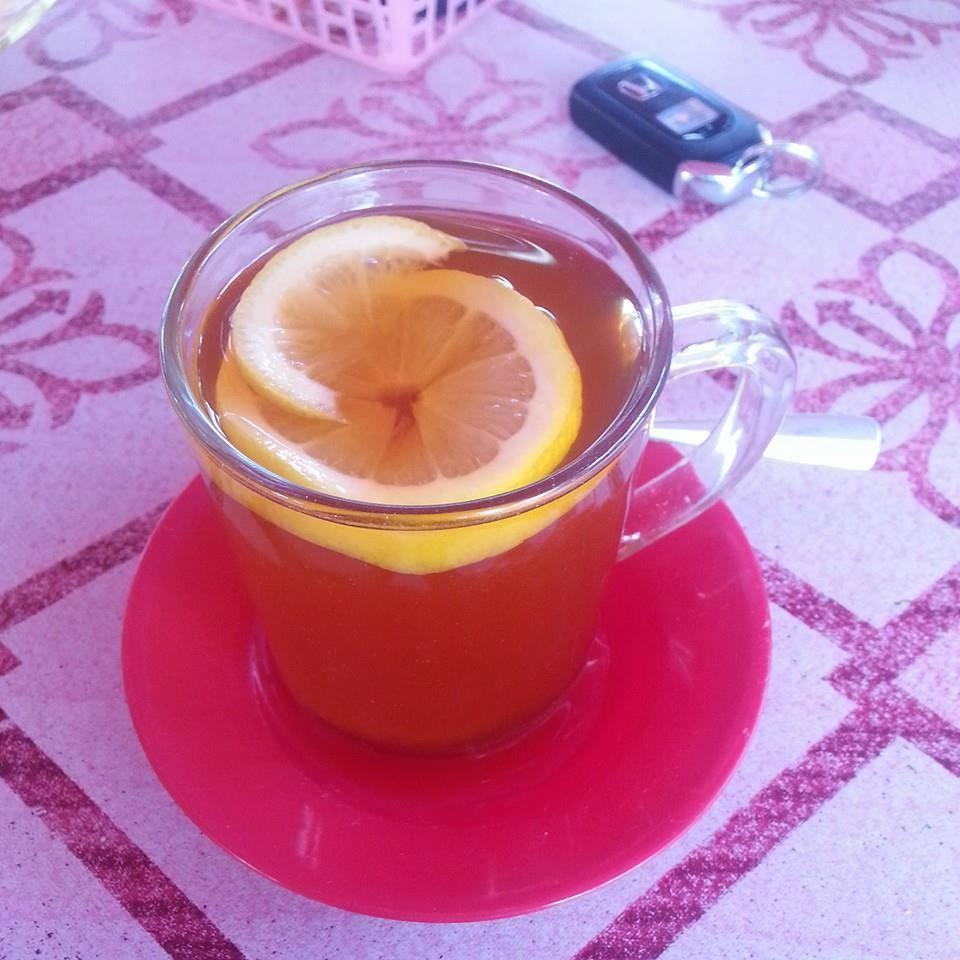 Teh O Lemon Makanan Sedap Di Penang