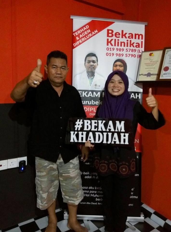 Terbaik Rawatan Bekam di Johor Bahru Puas Hati