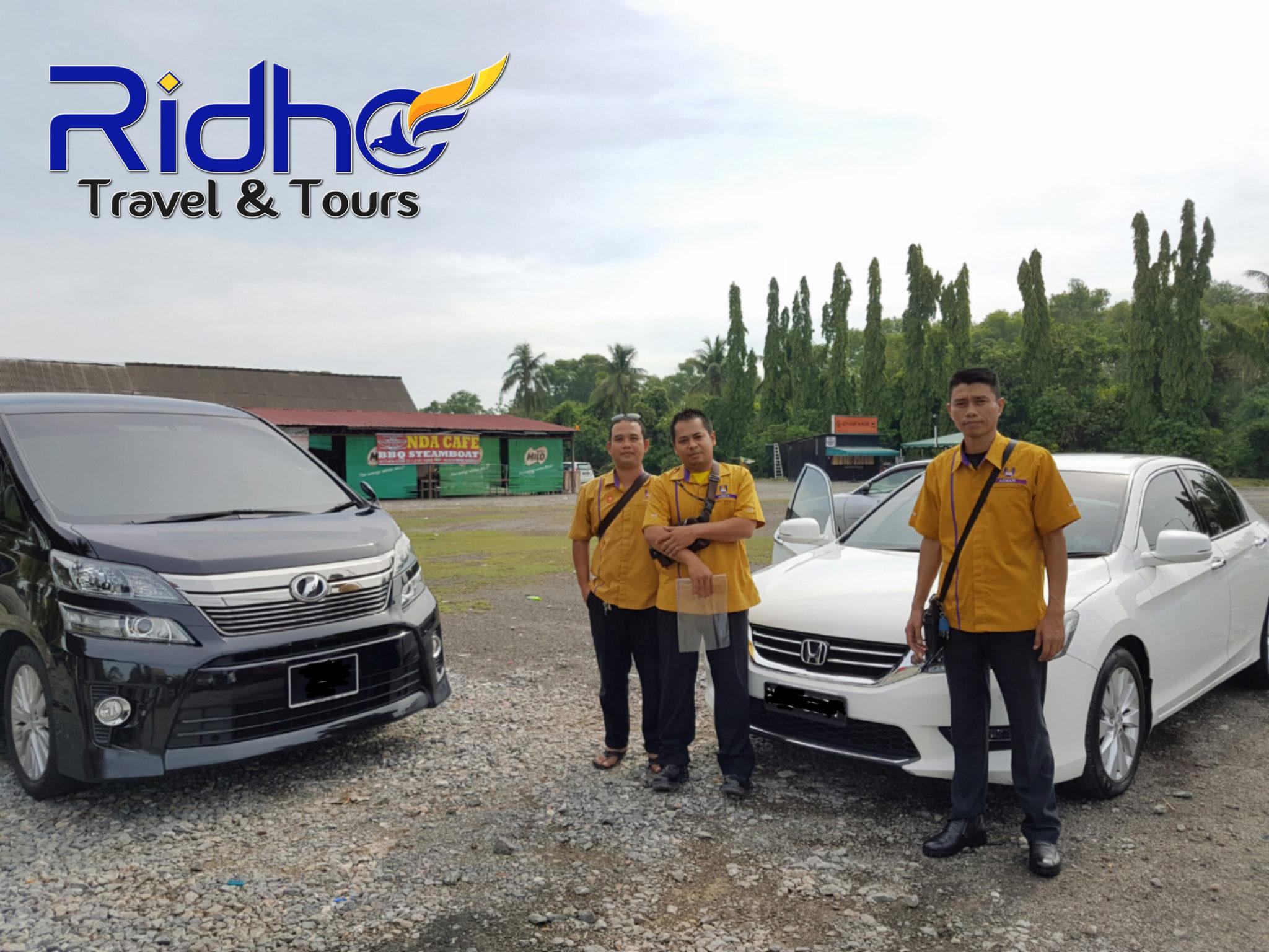 Kereta Sewa dan Pemandu di Kedah