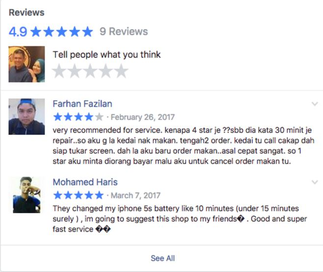 Repair iPhone Murah