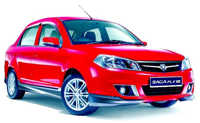 Saga FLX (A) Promosi Kereta Sewa Langkawi