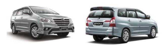 Toyota Innova (A) Promosi Kereta Sewa Langkawi