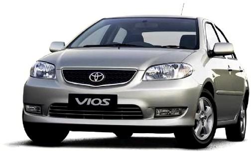 Toyota Vios (A) Promosi Kereta Sewa Langkawi