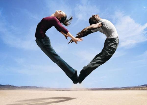 lompat cinta
