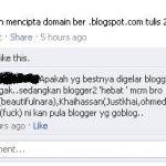 Hebat Sangat Ke Bila Digelar Sebagai Blogger
