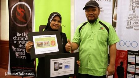Contest Eyriqazz Vs Denaihati Blogger Malaysia