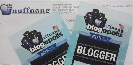 nuffnang-blogopolis-2012