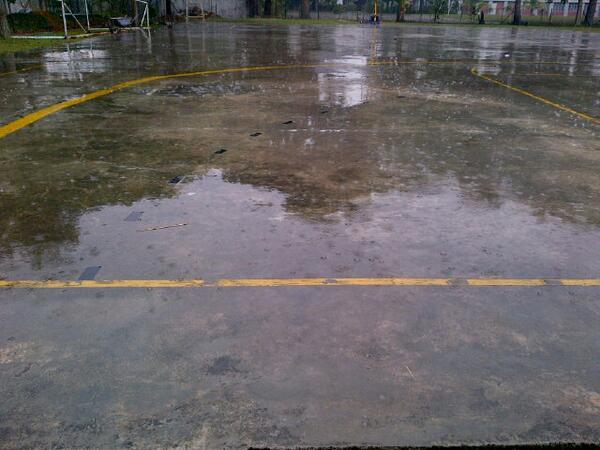 Hujan Berbuih