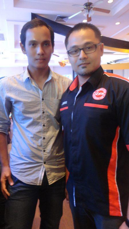 ProfHariz dan Ben Ashaari