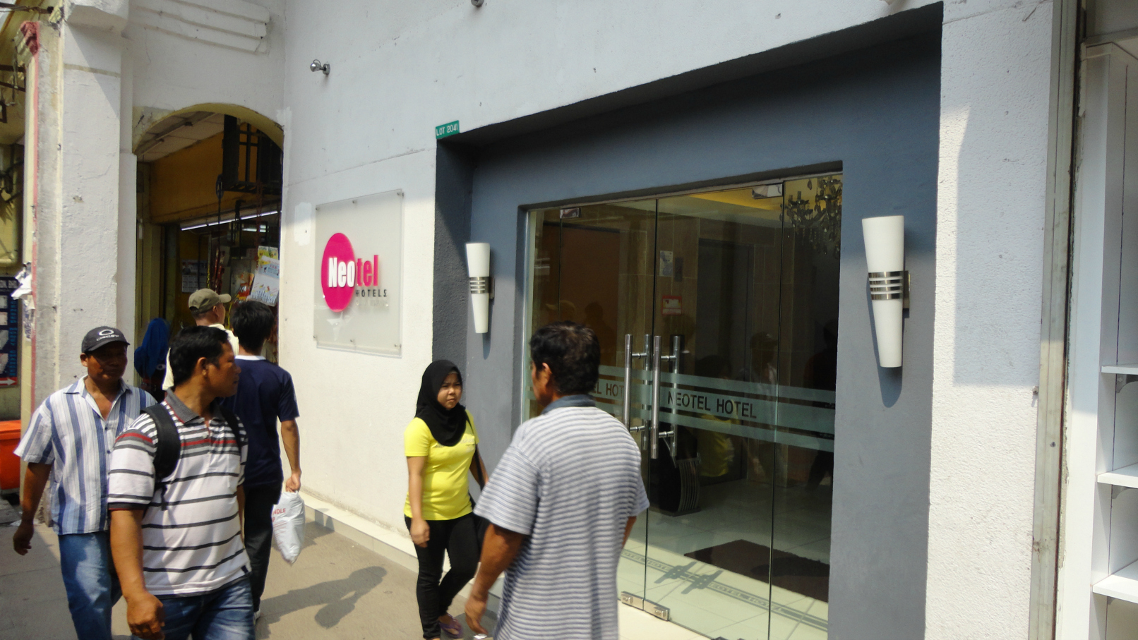 Neotel Hotels Bersih Selesa Lokasi Strategik Di Kuala Lumpur