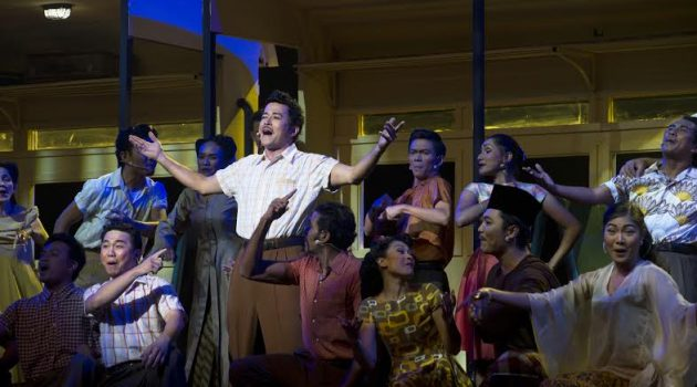 P.Ramlee The Musical 2015 2