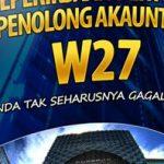 Contoh Soalan Peperiksaan Online Penolong Akauntan Gred W27
