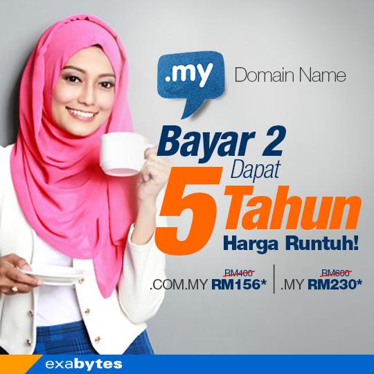 Domain Name Malaysia