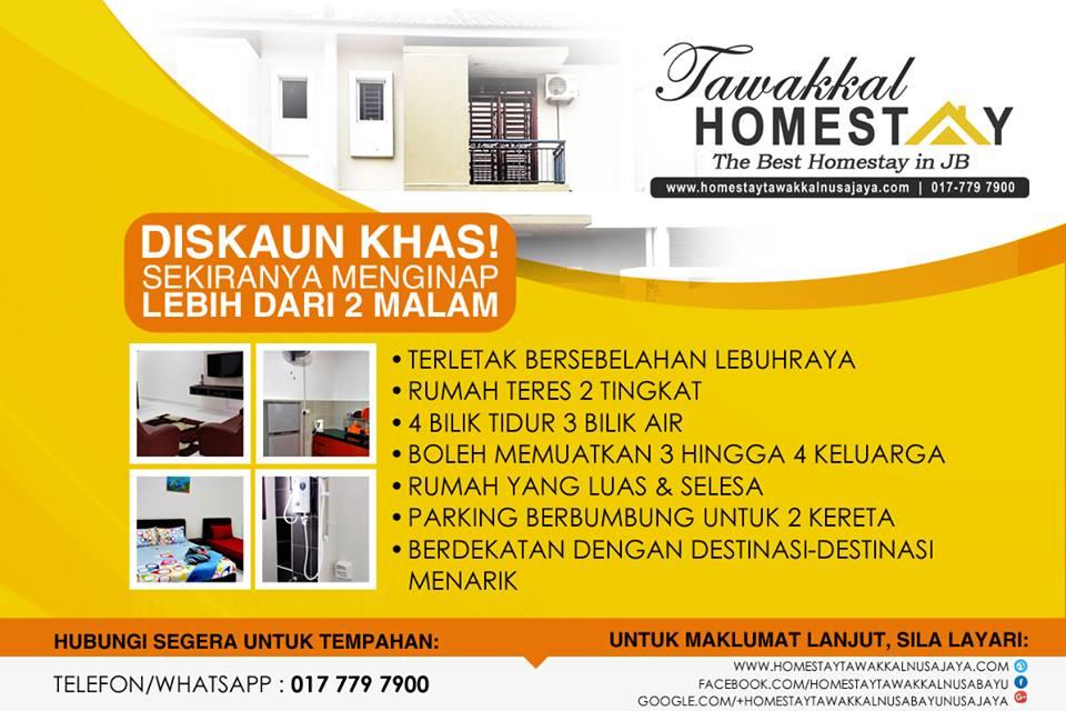 Rumah Johor Homestay - Kebaya Solo d