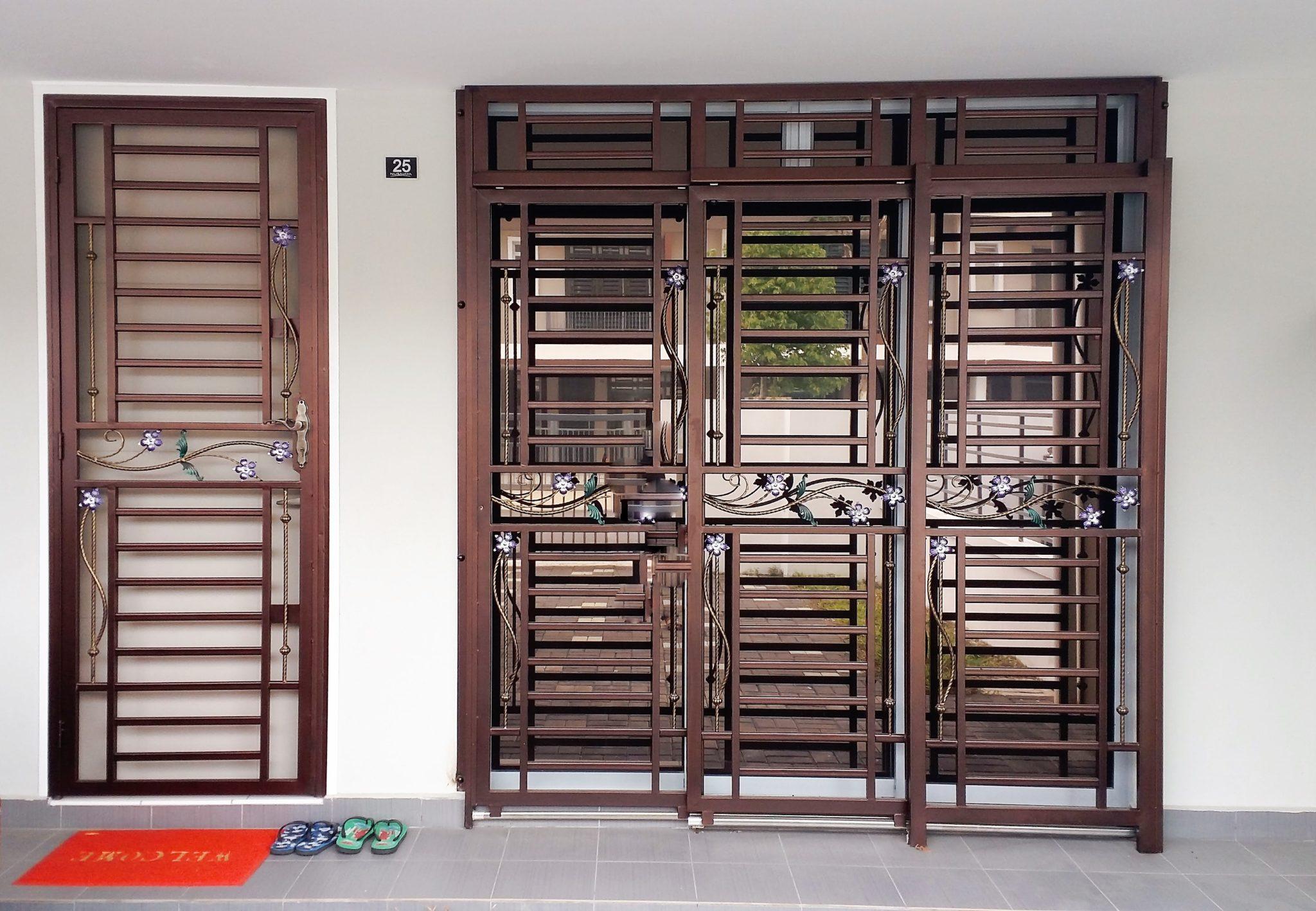 Homestay Tawakkal Nusa Bayu - Pintu Rumah