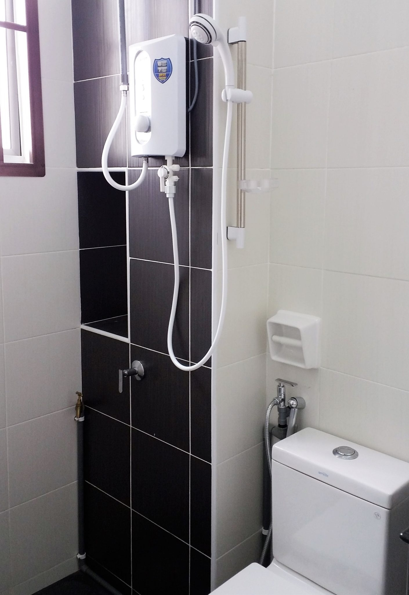 Homestay Tawakkal Nusa Bayu - Toilet 1