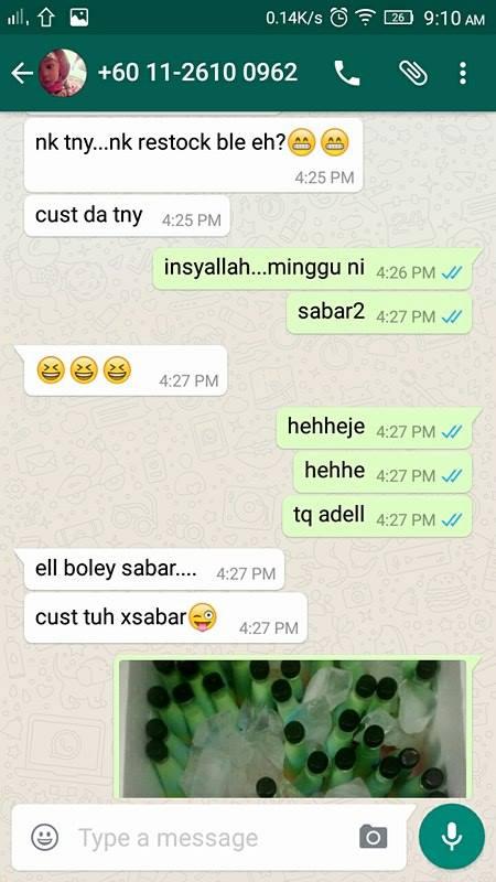 Testimoni Dadih Sedap di Kuala Lumpur 3