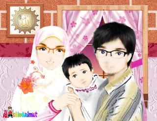 Kartun Gambar Muslimah Yang Cantik00000137  Prof Hariz