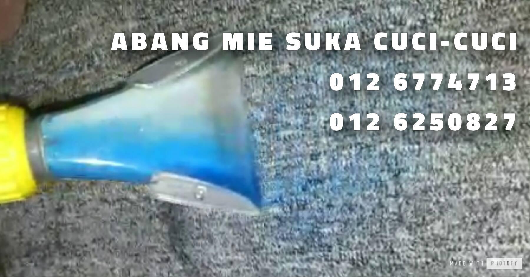 Cuci Karpet di Kuala Lumpur