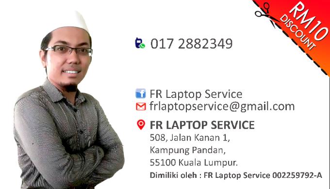 Format laptop murah dan terbaik di kl