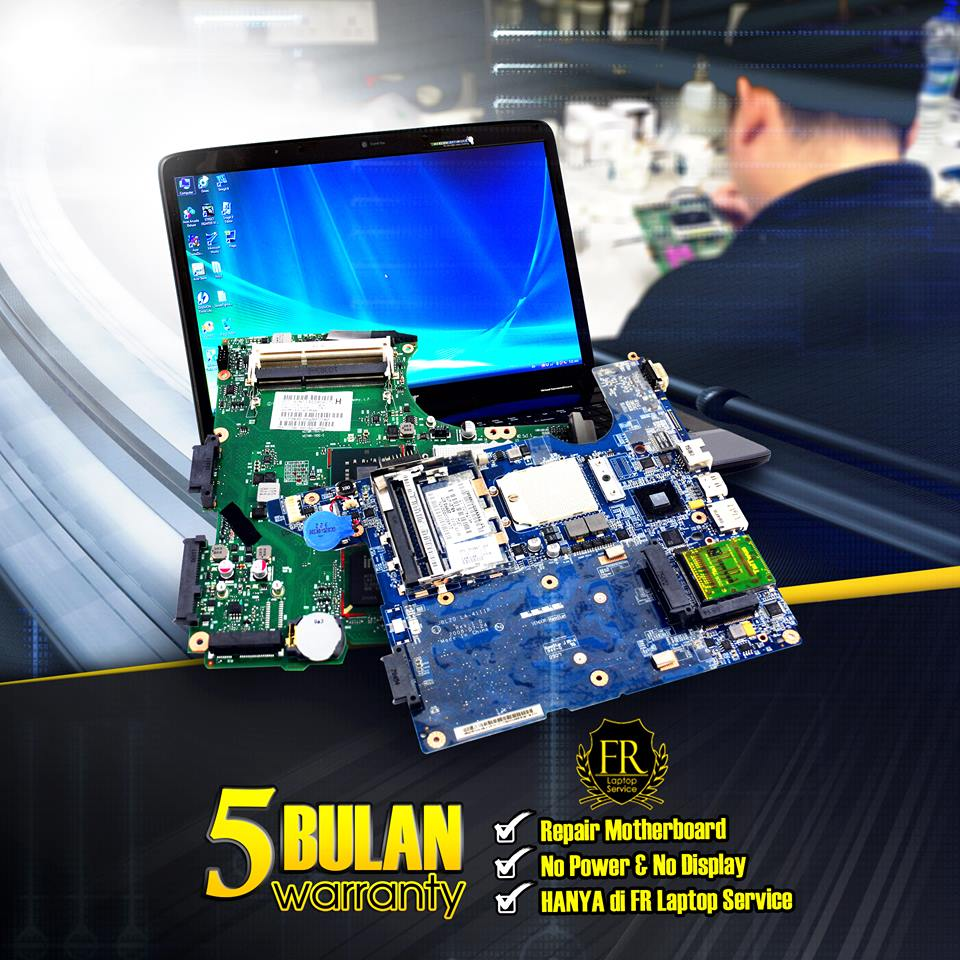 Keistimewaan Servis Laptop Murah di FR Laptop Kuala Lumpur