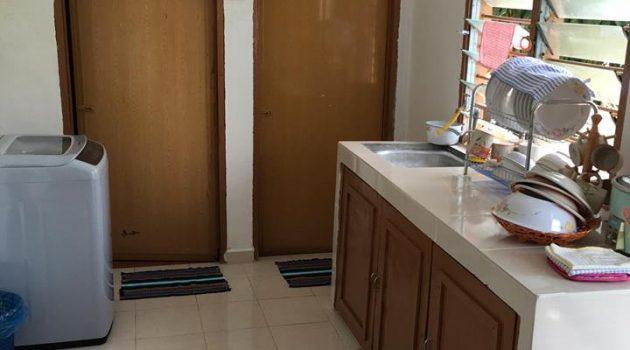 Ruang Dapur Homestay Murah Di Pulau Langkawi