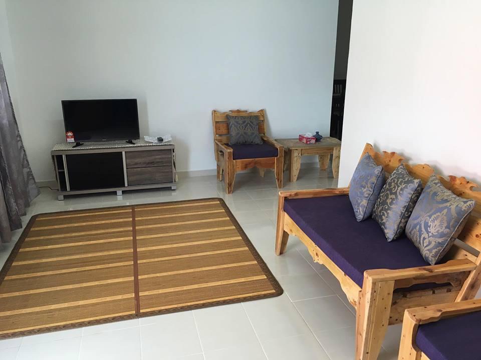 Ruang Tamu Homestay Murah Di Pulau Langkawi