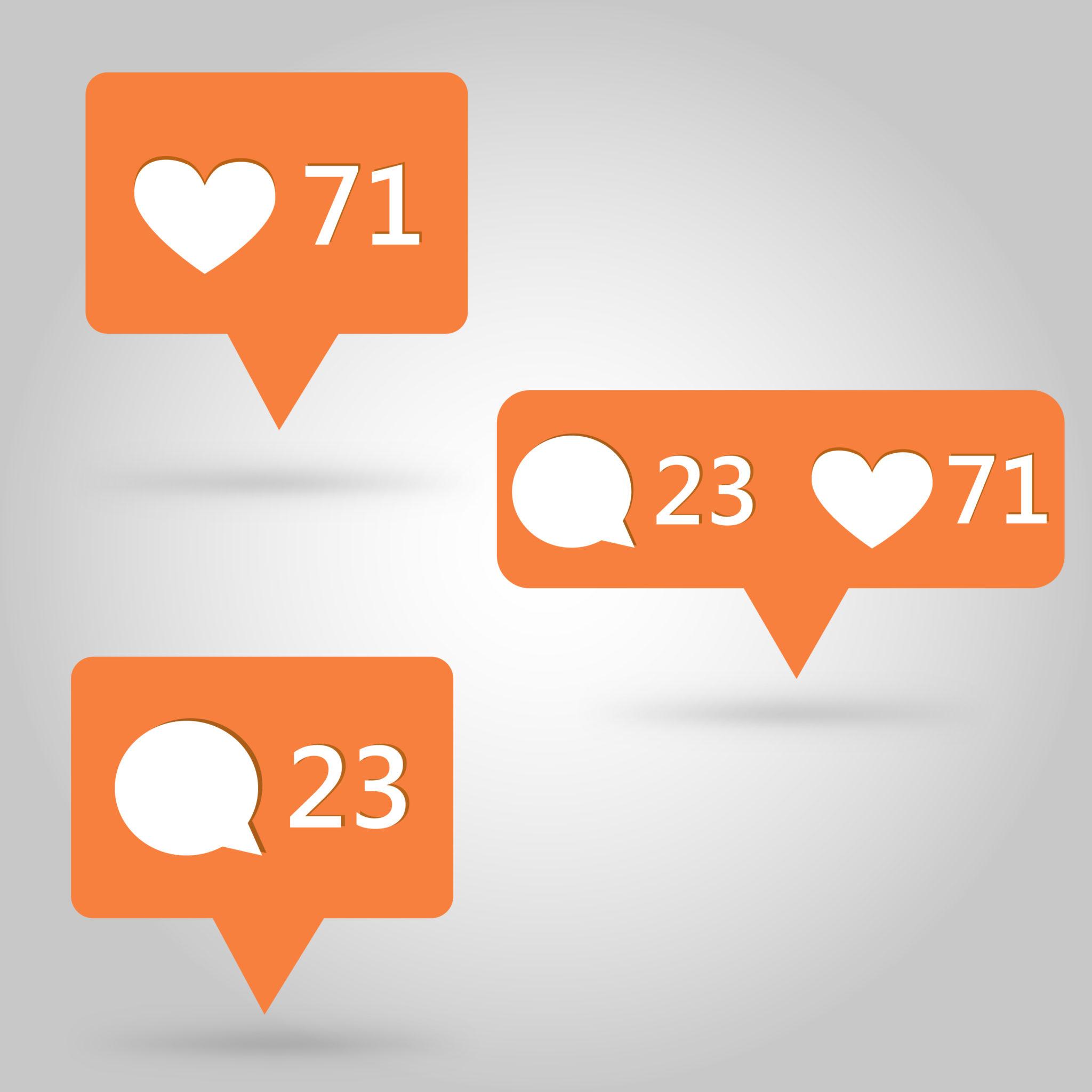 tips menaikkan followers instagram dengan like dan komen