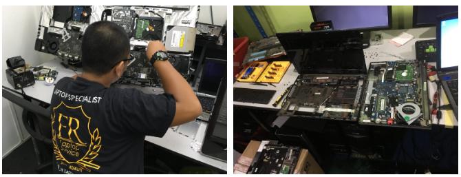 tips repair laptop di kuala lumpur