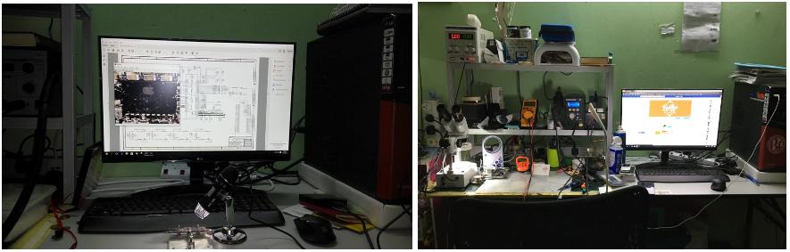 Kedai Repair Handphone di KL