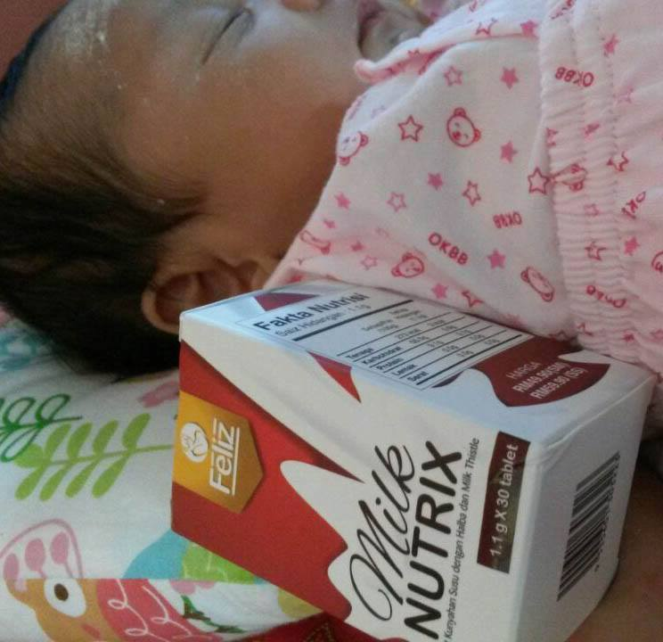 Khasiat Milk Nutrix
