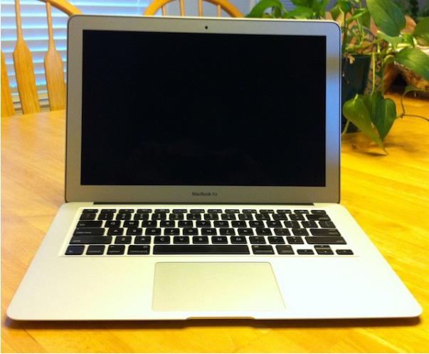 Logic Board Macbook Rosak
