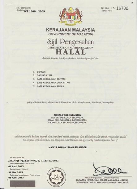 Satay Paling Sedap Malaysia