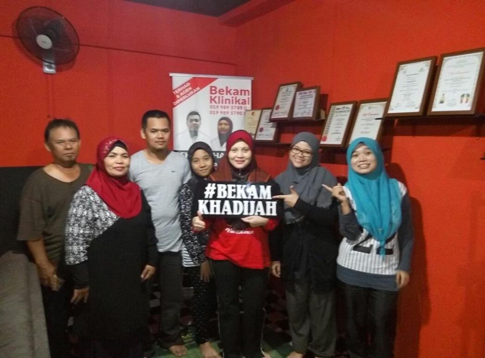 Terbaik Rawatan Bekam di Johor Bahru Gembira
