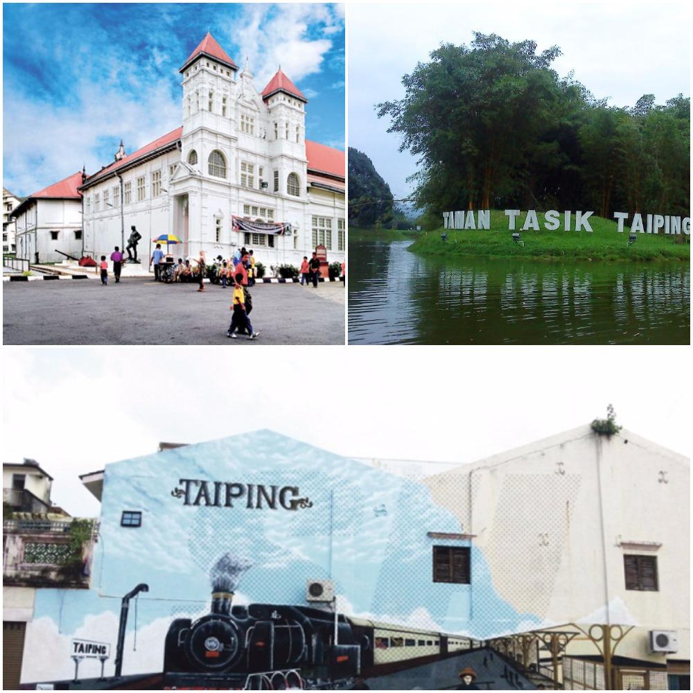 Homestay di Taiping