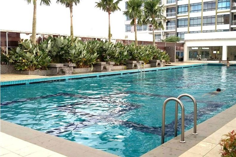 homestay johor bahru with swimming pool