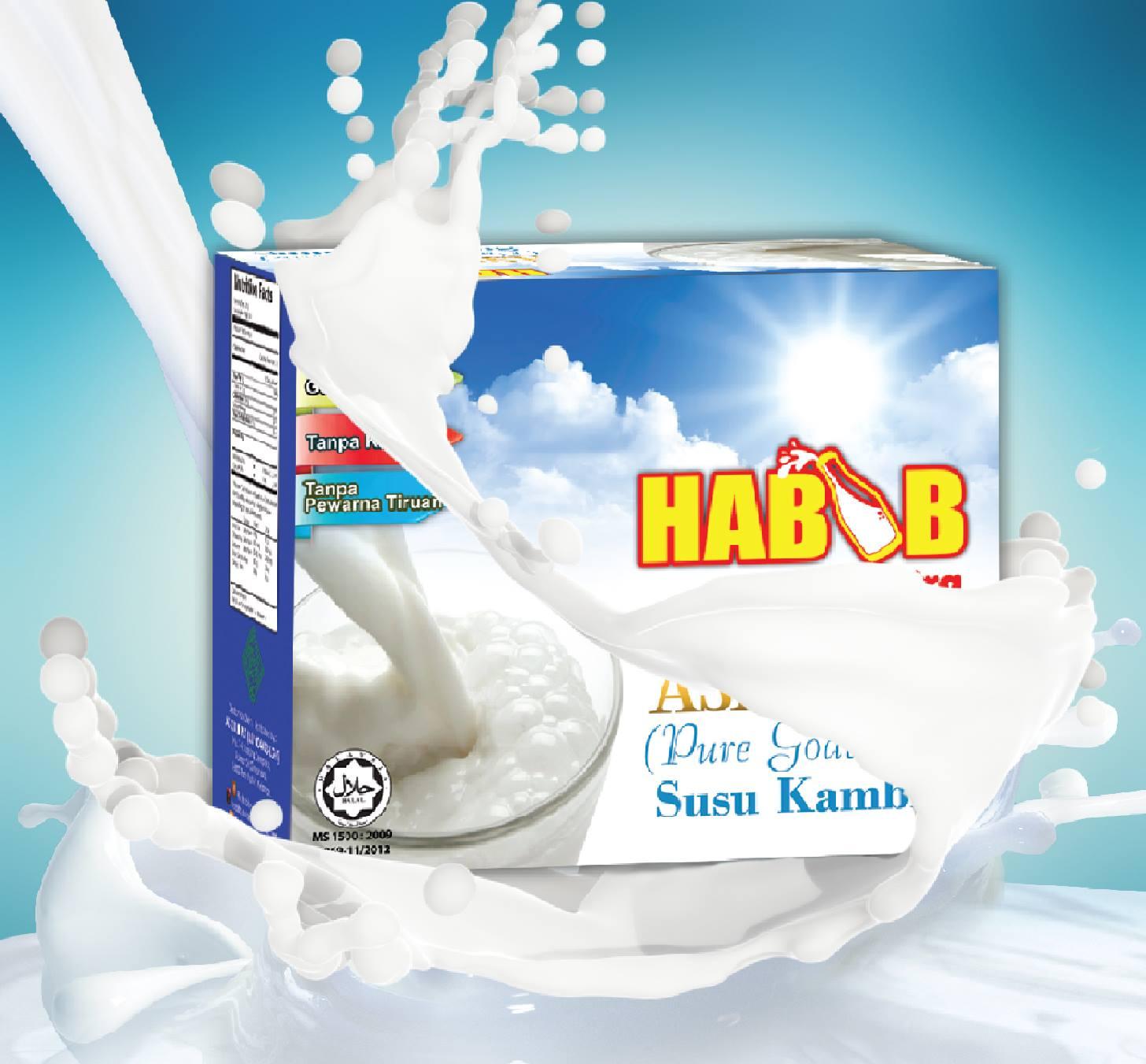 Habib Susu Kambing